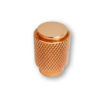 Ручка мебельная ROLLER Берфино кнопка d=22 мм  золото 1050-22-13