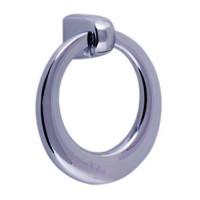 Ручка мебельная Berfino кольцо-подвеска хром 068-S-01